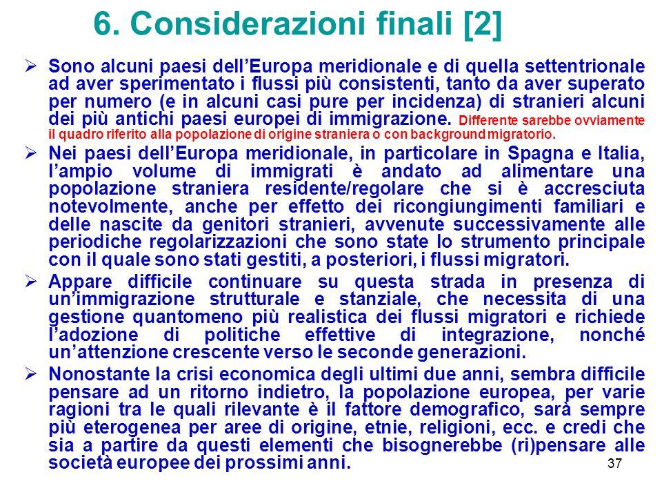 6. Considerazioni finali [2]